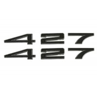 C3 Motorkap stickers en emblemen